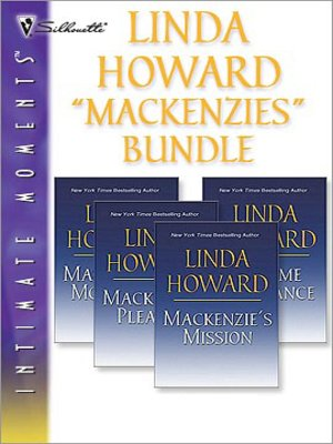 Linda Howard's Mackenzies Series Book 1 - 5 RE-UPLOADED (Book 5 has been corrected)  - Linda Howard