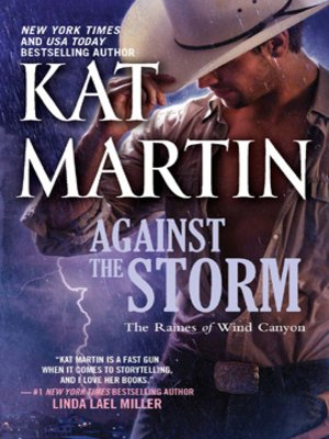 Cover image for Against the Storm.