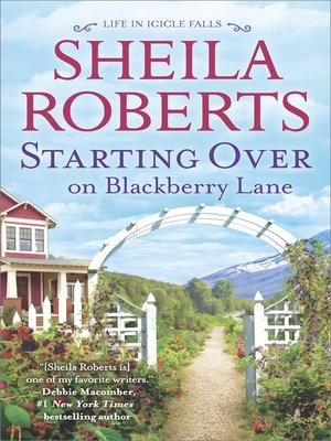 Life in Icicle Falls: Home on Apple Blossom Road 9 by Sheila Roberts (2016, Pape