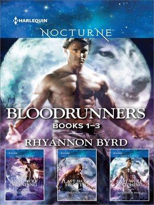 rhyannon byrd bloodrunners series epub