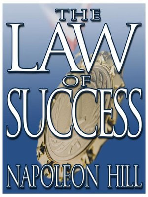 the law of success in sixteen lessons pdf