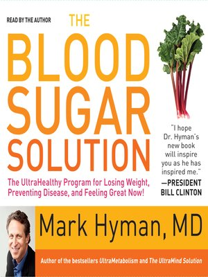 mark hyman blood sugar solution pdf