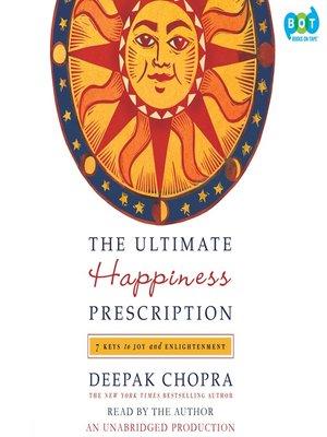 Deepak chopra the book of secrets audiobook