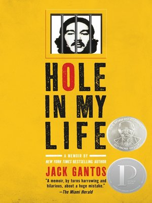 how to read hole in my life by jack gantos