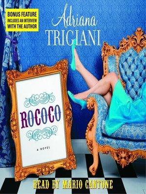 Adriana Trigiani OverDrive EBooks Audiobooks And