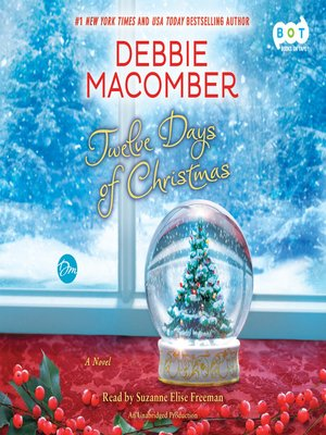 twelve days christmas novel hardcover debbie macomber