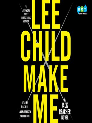 cover image of Make Me