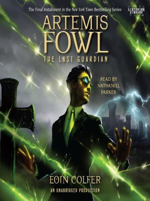LAST DOWNLOAD THE GUARDIAN AUDIOBOOK FOWL ARTEMIS