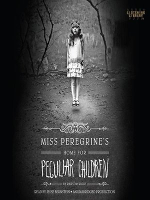 cover image of Miss Peregrine's Home for Peculiar Children