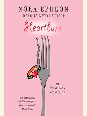 heartburn by nora ephron pdf
