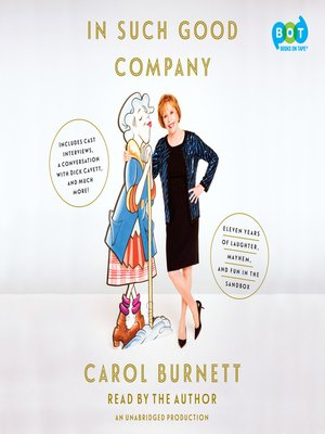 Cover image for In Such Good Company