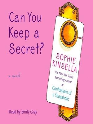 can you keep a secret sophie kinsella epub