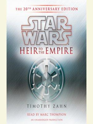 heir to the empire trilogy epub