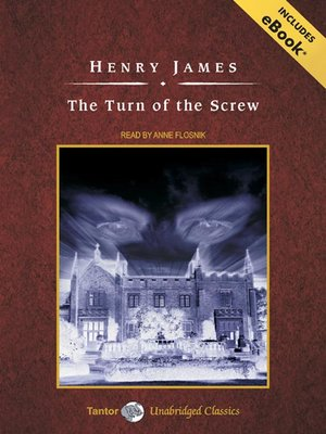 henry james' the turn of the Essays and criticism on henry james' the turn of the screw - the turn of the screw, henry james.
