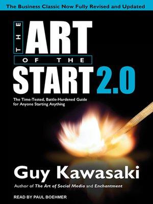 The Art Of The Start Guy Kawasaki Audiobook
