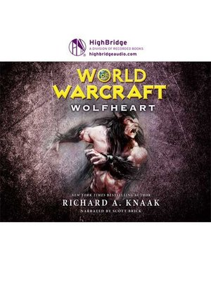 world of warcraft wolfheart ebook