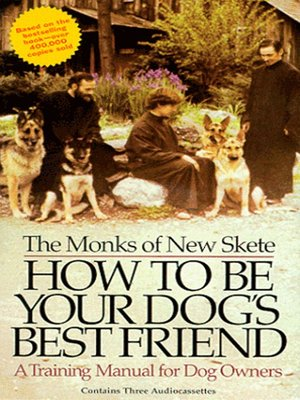 Monks New Skete Dog Training Book