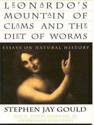 clam diet essay history leonardos mountain natural worm