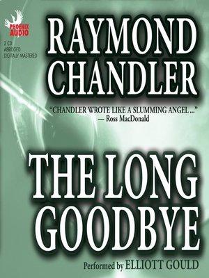 raymond chandler the long goodbye pdf