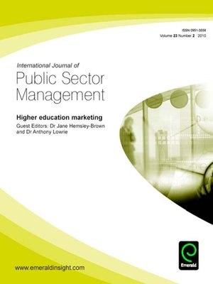 Public Sector Supply Chain Management