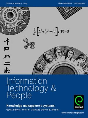 Information Technology & People(Series) · OverDrive ...