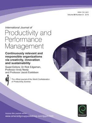 international journal of management vol 21 Editorial review board member: journal of business logistics, international   supply chain management: an international journal vol 21, no 5, august, pp.