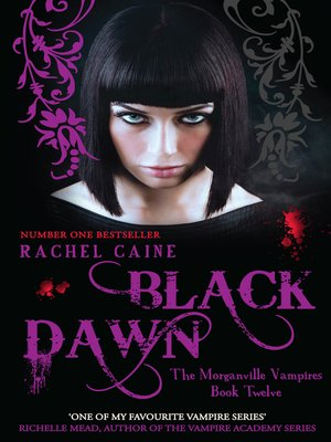 black dawn rachel caine epub