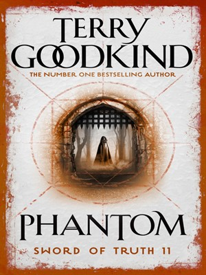 Terry goodkind book after the omen machine