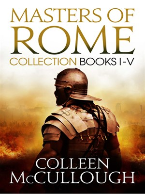colleen mccullough masters of rome epub