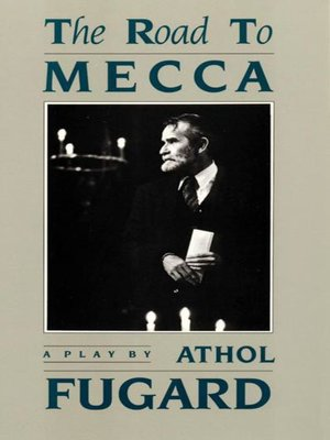 the road to mecca athol fugard pdf