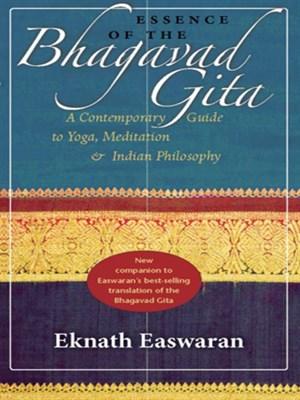 essence of the bhagavad gita eknath easwaran pdf