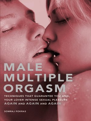 Train for multiple male orgasms