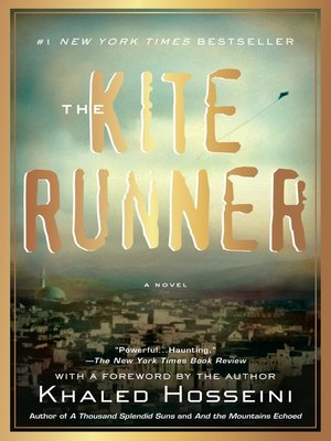 The search for redemption in the kite runner a novel by khaled hosseini