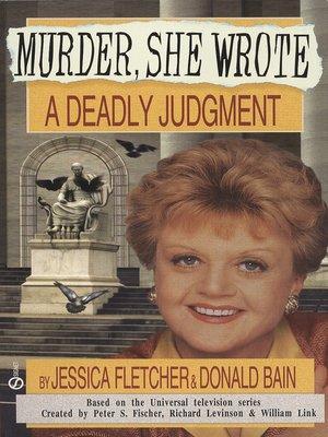 Murder on the QE2: Murder She Wrote