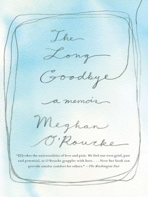 Cover image for The Long Goodbye.