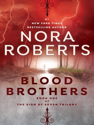 Nora roberts blood brothers trilogy book 3