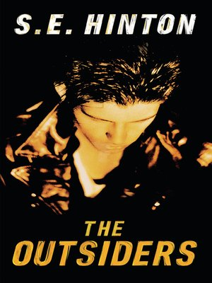 book report the outsiders by se hinton The outsiders (1983) on imdb: plot summary, synopsis, and more  based on the book by se hinton, in tulsa, oklahoma, ponyboy curtis, the youngest of a.