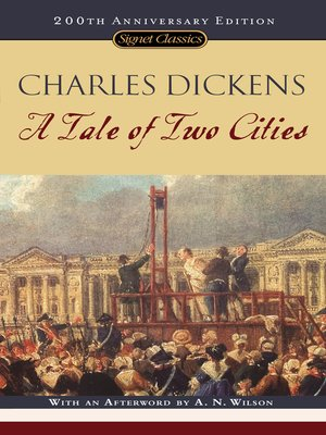 tale of two cities by charles dickens pdf