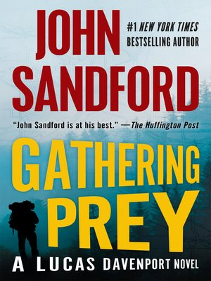 cover image of Gathering Prey