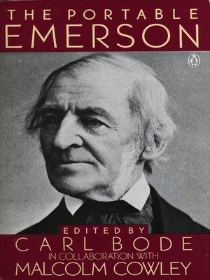 Essays and english traits emerson