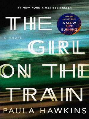 cover image of The Girl on the Train