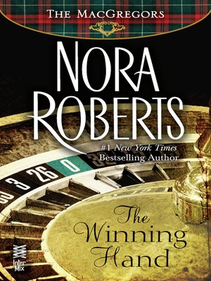 the winning hand by nora roberts overdrive ebooks