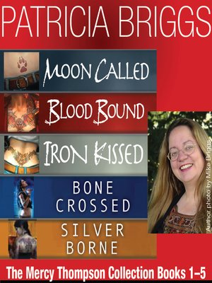 Read Blood Bound online free by Patricia Briggs - QNovels