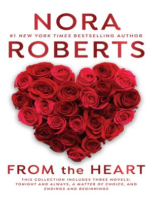 from the heart by nora roberts overdrive ebooks