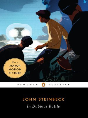a story of a young mans struggle for identity in john steinbecks in dubious battle (p/b) in dubious battle both a fast-paced story of social unrest and strike, and the tale of one young man's struggle for identity, in dubious battle is a novel abo (p/b) in dubious battle / steinbeck john.