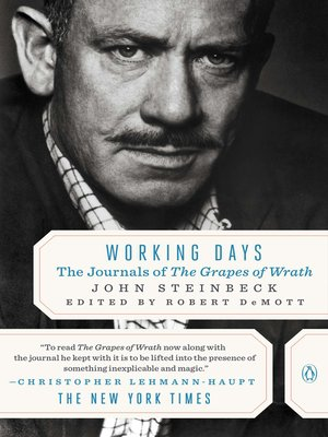 sacrifice and determination in the grapes of wrath by john steinbeck Working days: the journals of the grapes of wrath - kindle edition by john steinbeck download it once and read it on your kindle device, pc, phones or tablets use features like bookmarks, note taking and highlighting while reading working days: the journals of the grapes of wrath.