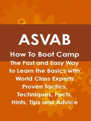 Ways to study for the asvab