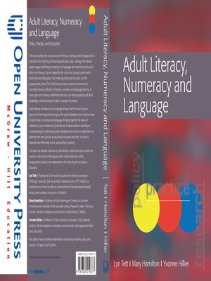 Numeracy test literacy adult