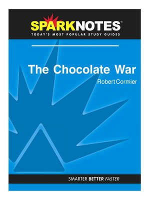 the chocolate war analysis The chocolate war overview the chocolate war is a young adult novel set at a private, catholic day school one of the teachers uses school funds to buy chocolates to sell to raise money for the school.