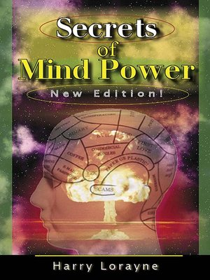 secrets of mind power harry lorayne ebook
